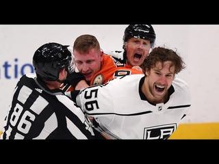 Kurtis MacDermid's Best NHL Fights