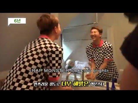 BTS N0W 3 YoonMon Ghost Photoshoot [ENG]