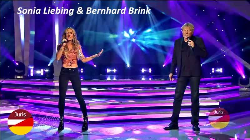 Sonia Liebing Bernhard Brink Du hast mich einmal zu oft angesehn 2020