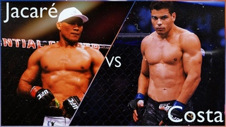 VBL 32 Middleweight Jacaré Souza vs Paulo Costa