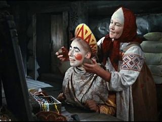 "Сказка ""Морозко"" (1964)   HD 720p"