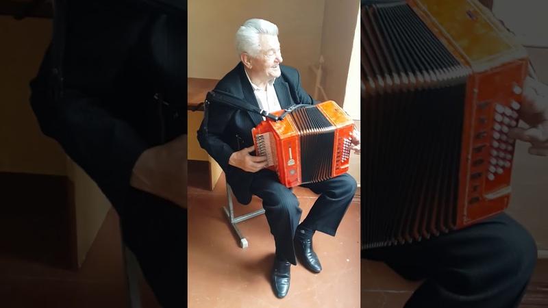 Гармонист Калинчук Александр Алексеевич