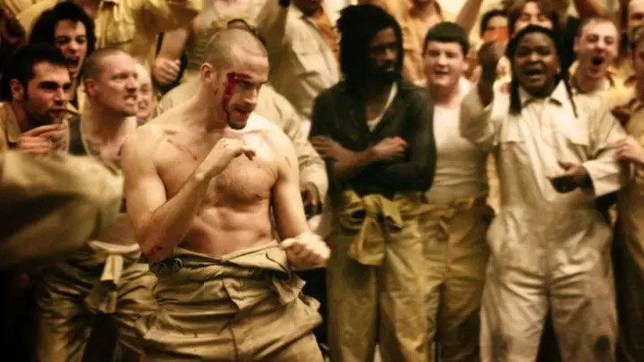 Побег из тюрьмы Драма Криминал Триллер