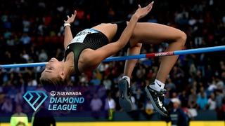 The Best of Yuliya Levchenko in the Wanda Diamond League