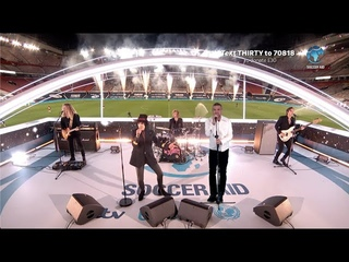 The Struts with Robbie Williams – Strange Days (Live at Soccer Aid for Unicef 2020)