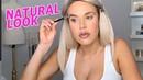 [My1] My Natural Makeup Look — Tutorial | Lana WWE | CJ Perry