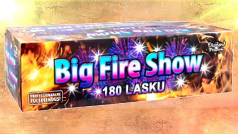 Big fire show 2018 xfire.ee