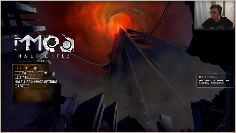 Полураспад стрим №17 Half Life 2 Episode One С MMod