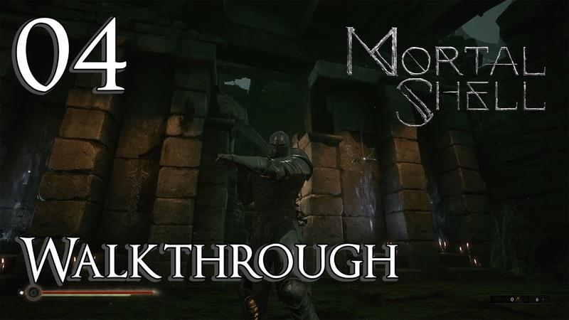 Mortal Shell - Walkthrough Part 4 Temple Grounds