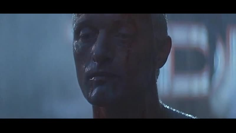 Монолог главаря репликантов из фильма Бегущие по лезвию бритвы 1982 1