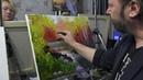 Игорь Сахаров, научиться писать маслом, осенний пейзаж