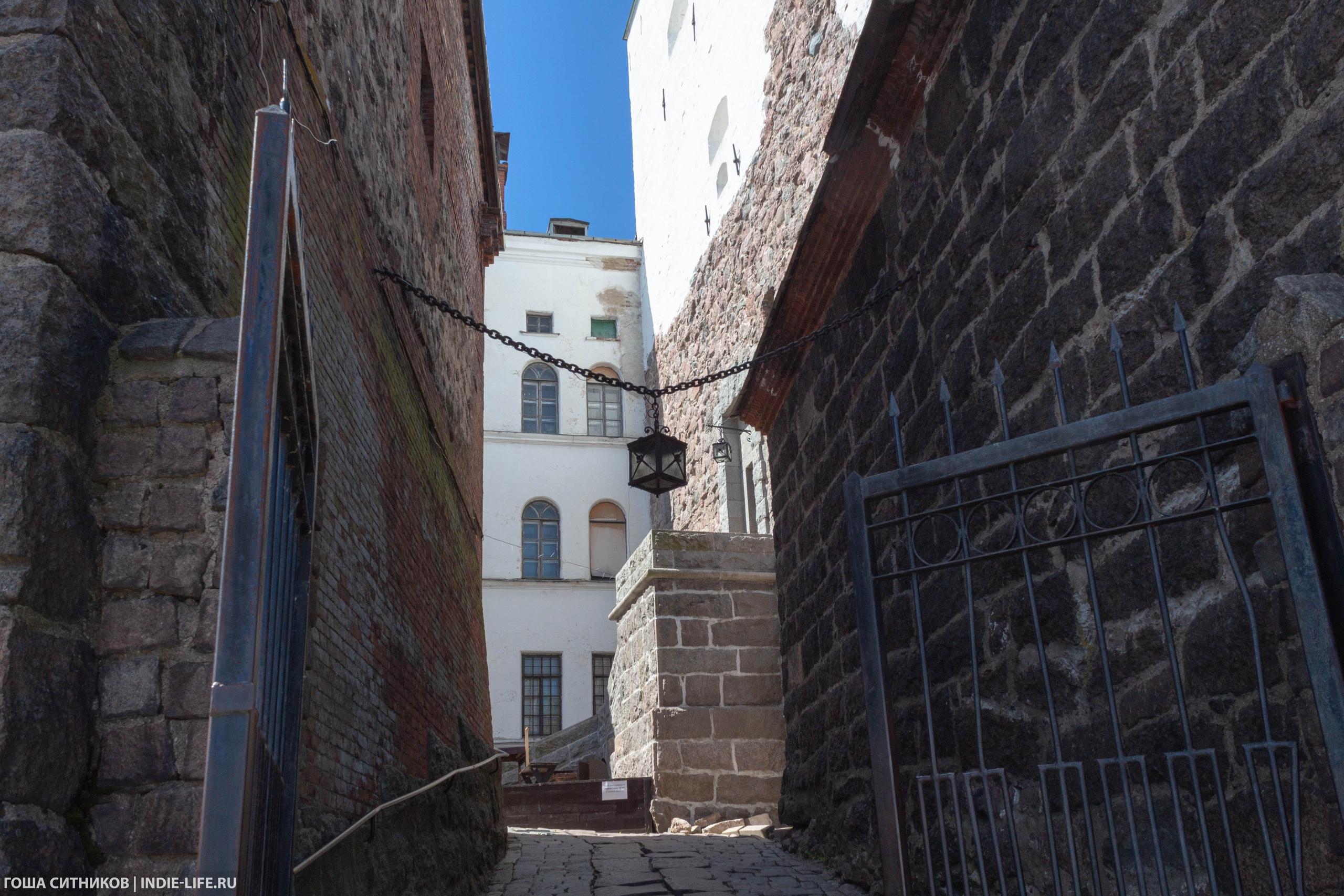Башня Олафа