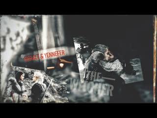 GERALT & YENNEFER [THE WITCHER] / LAVINIA
