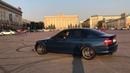 Bmw 330i e46 m54b30 burnout drift