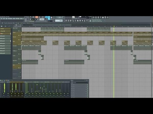 Miyagi feat TumaniYO JAMM Минус Flp
