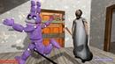 ЗЛАЯ БАБКА ГРЕННИ ГОНЯЕТСЯ ЗА НАМИ В ГАРРИС МОД ► Garrys Mod