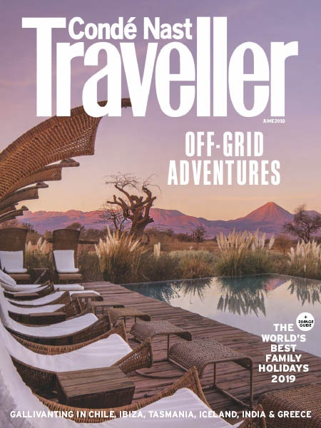 Conde Nast Traveller UK 06.2019