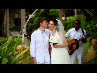 Seychelles wedding: Alexey and Marina