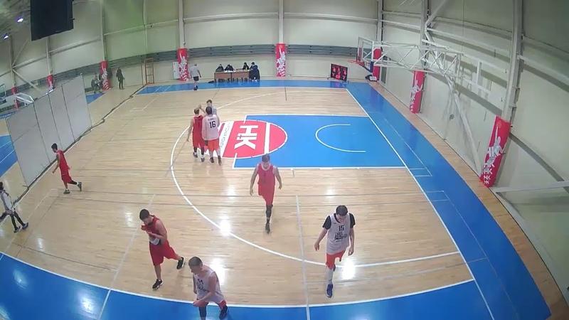 Баскетбол 3х3 Турнир А 19 октября 2020г