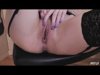 [Mylf] Kyaa Chimera - Performance Review  casting, anal, big tits, squirt, big ass, crempie, booty