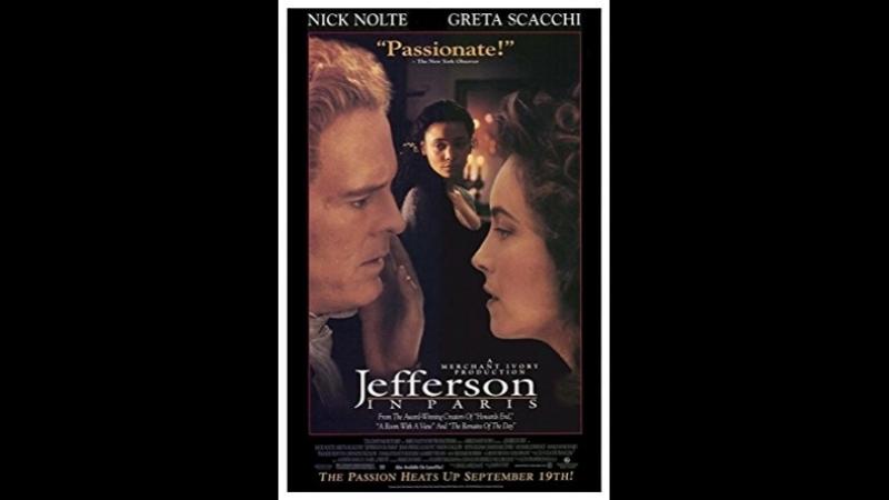 Джефферсон в Париже Jefferson in Paris 1995 Гаврилов 1080 релиз от STUDIO №1