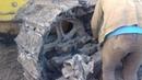 Восстановление ремонт опорных катков гусеничных тракторов T -170