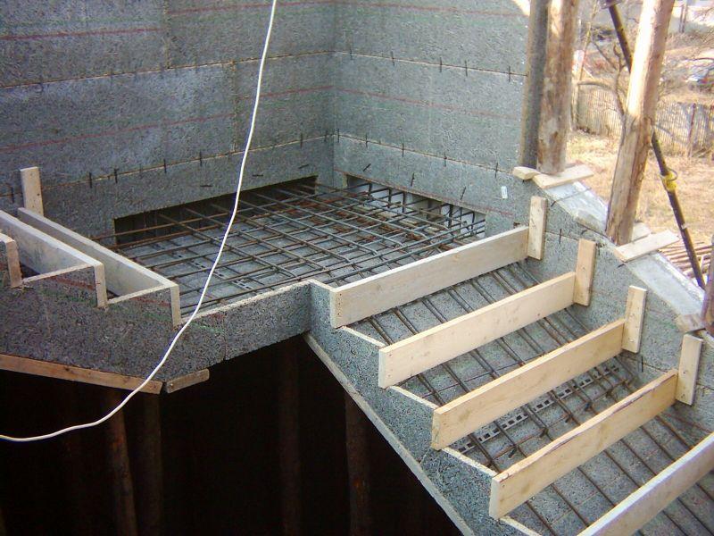 Советы по изготовлению бетонной лестницы, изображение №1