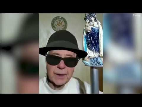 Итальянский священник на удалёнке случайно активировал маски во время онлайн проповеди