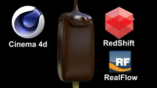 Cinema 4d making an ice cream tutorial