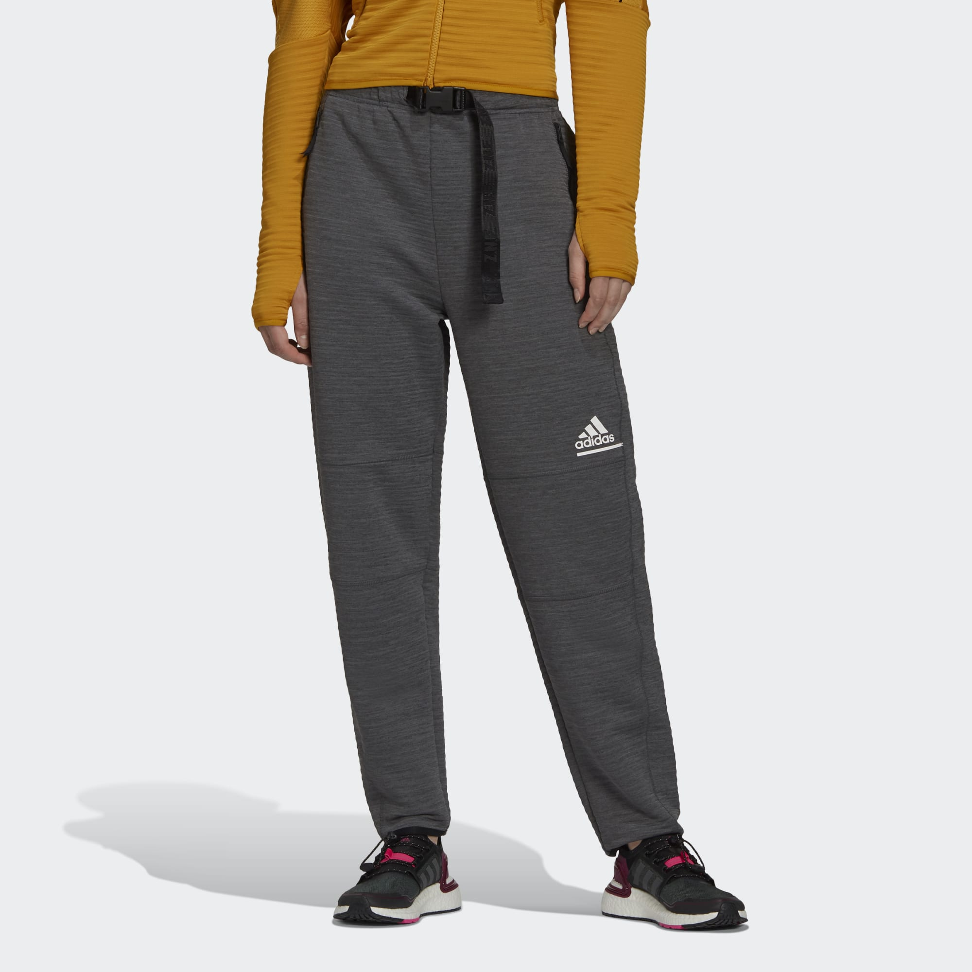 Брюки adidas Z.N.E. COLD.RDY Athletics