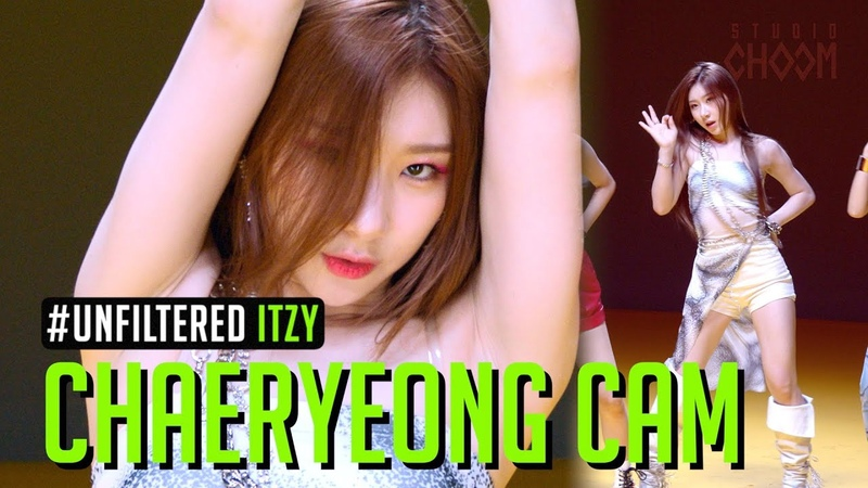 UNFILTERED CAM ITZY CHAERYEONG 채령 'Not Shy' 4K BE ORIGINAL