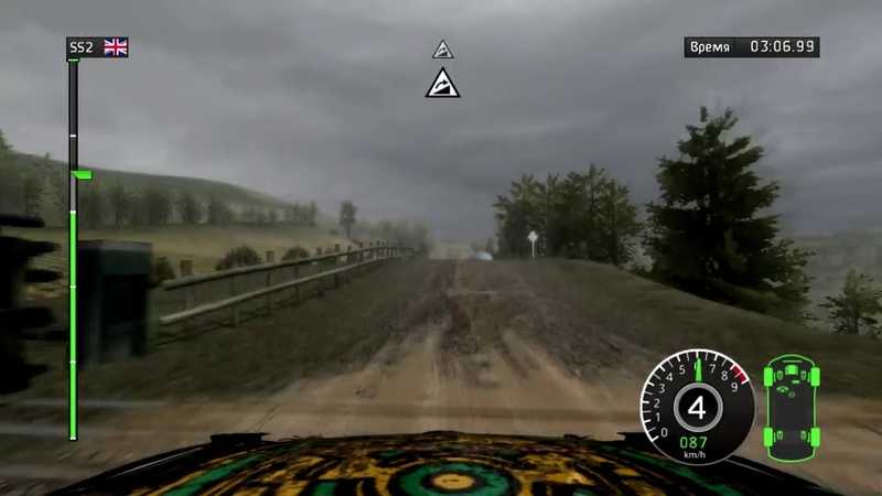 WRC 45 Серия Ford Fiesta S2000 2 Wales Rally GB, Sweet Lamb 1