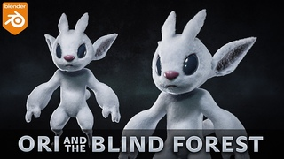 Sculpting in Blender  || 14 - Ori and the Blind Forest