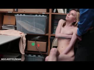 Shoplyfter: alina west - fucked sexy robber in magazine (porno,sex,case,full,tits,ass,cumshot,blowjob,couples