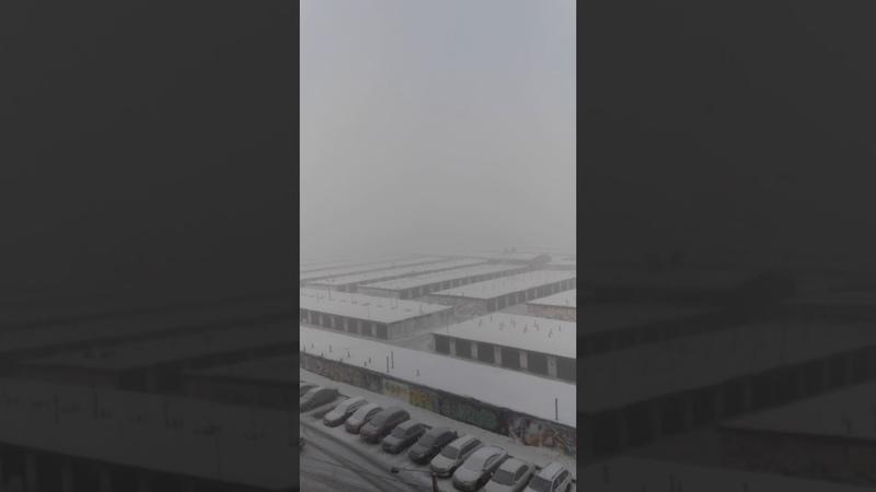 17.02.20 Смог над Красноярском, Советский р-н, ул.Водопьянова