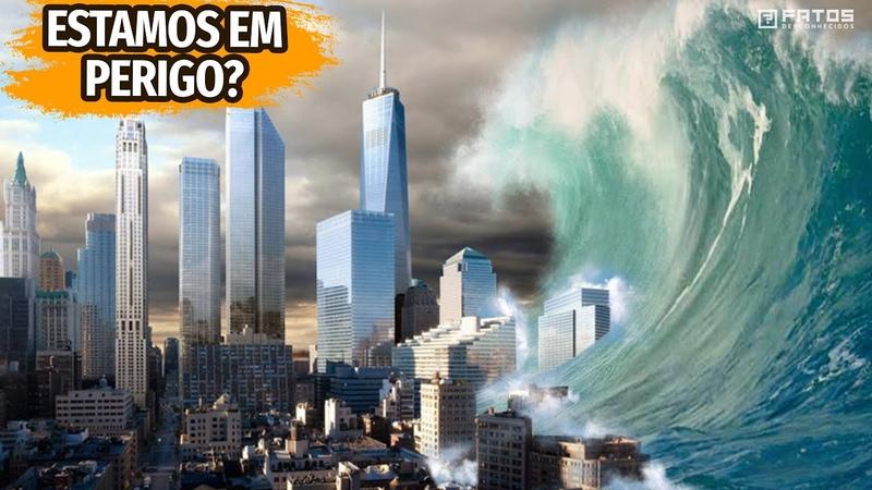 As ondas estão ficando maiores e ninguém sabe o porque