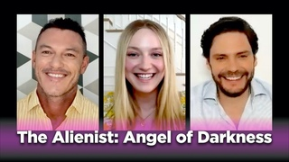 TNT's The Alienist: Angel of Darkness: A Conversation with the Stars at Paley Front Row 2020