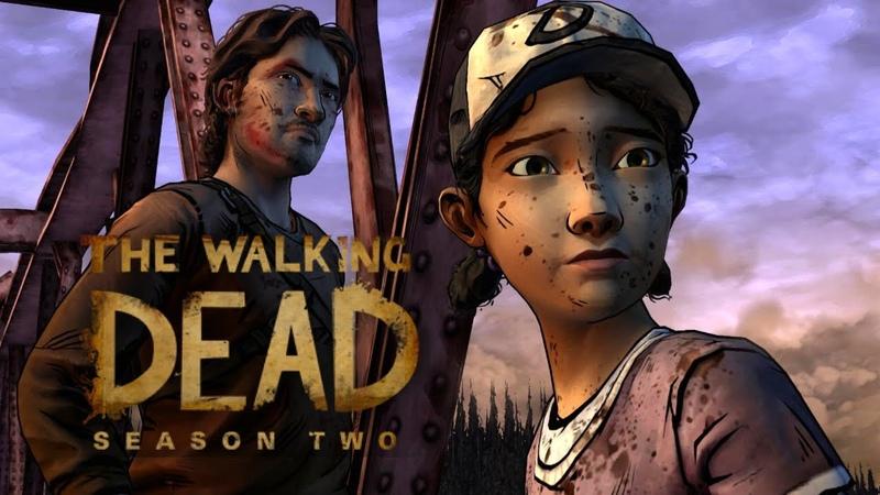 The Walking Dead 18 | Season 2 | Меж двух огней 2