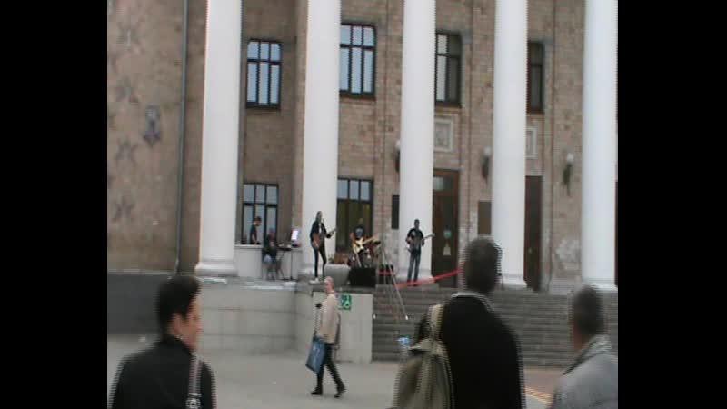 Адвайта Без сожаления Концерт перед Жуковским ДК 2 08 2020