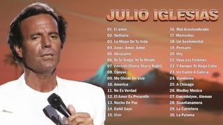 JULIO IGLESIAS ÉXITOS SUS MEJORES CANCIONES - JULIO IGLESIAS MIX 30 SUPER ÉXITOS ROMÁNTICOS DEL AYER