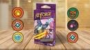 KEYFORGE: Волшебница Добрыдник vs Иллюзионист Блэйд   Играем в карточную игру